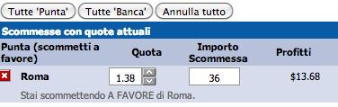 1.38 con 25 euro