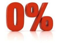 zero per cento