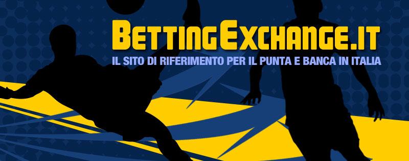 Betting exchange italia 2021 betting hockey parlays