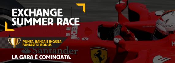exchange summer race