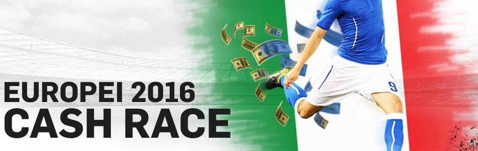 europei 2016 cash race
